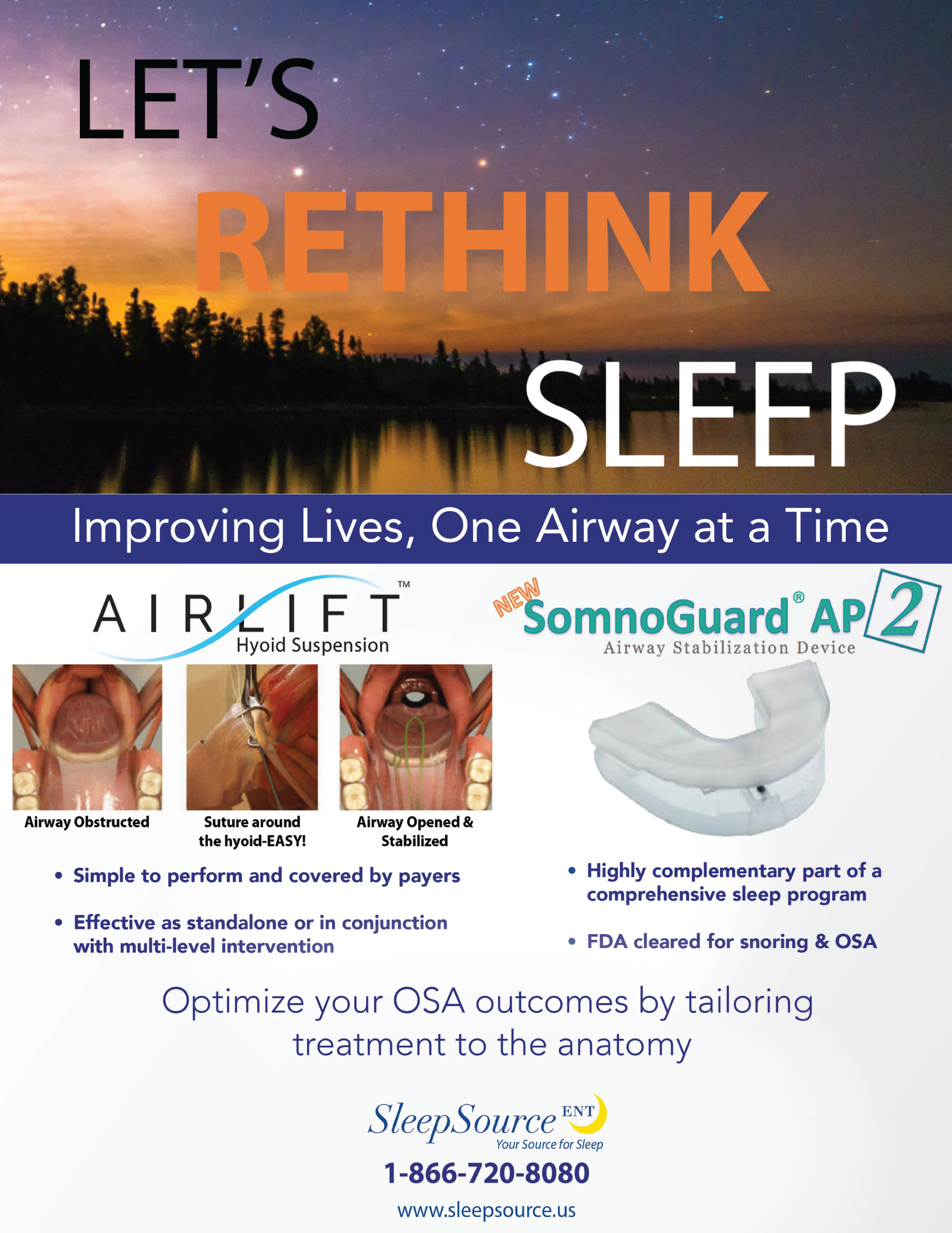 Rethink Sleep